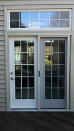 Hinged Patio French Style Door