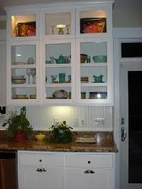 Unfinished Kitchen Cabinets and Custom Cabinets for both
