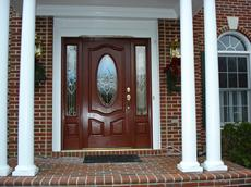 New Front Entry Door